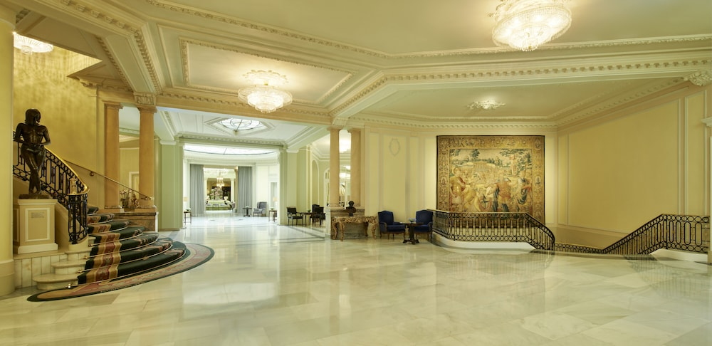 Interior, The Westin Palace, Madrid