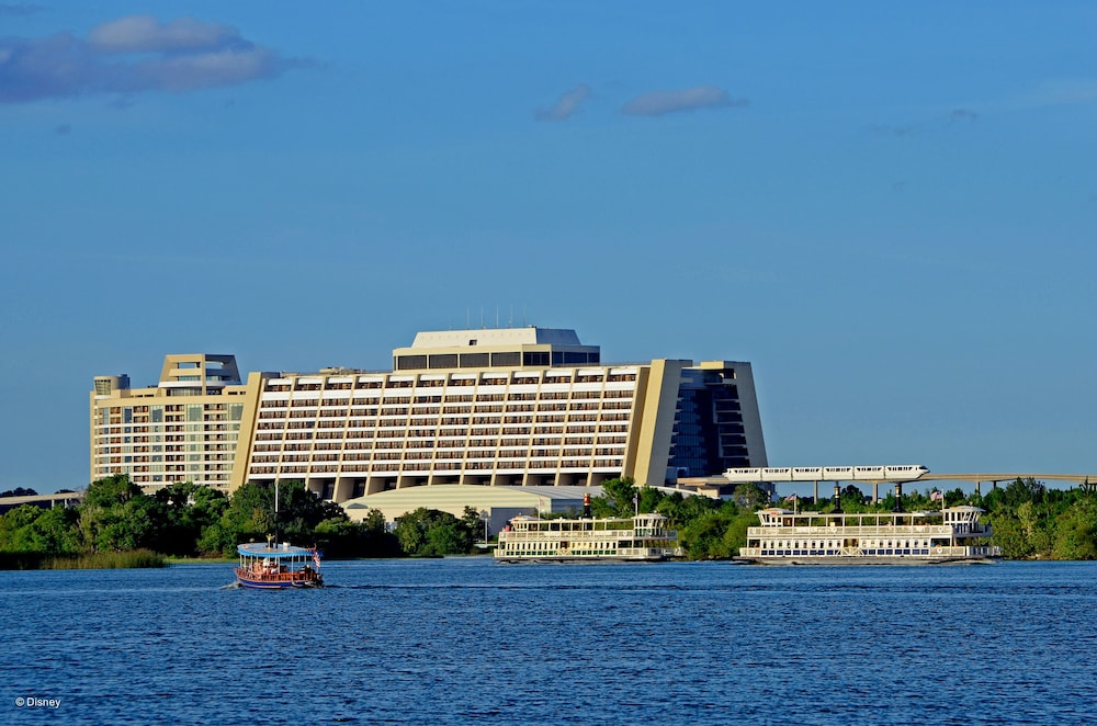 View from Property, Disney's Contemporary Resort