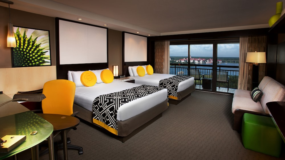 Room, Disney's Contemporary Resort