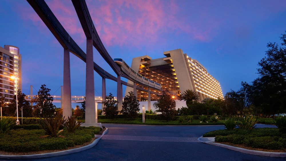 Featured Image, Disney's Contemporary Resort