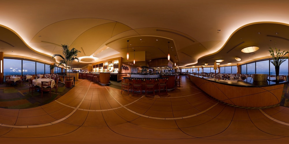Restaurant, Disney's Contemporary Resort