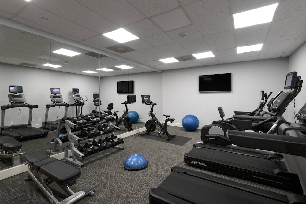 Fitness Facility, Courtyard by Marriott Old Town