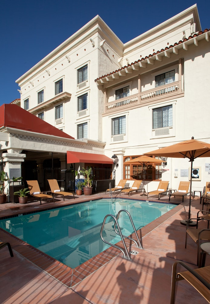 Terrace/Patio, Courtyard by Marriott Old Town