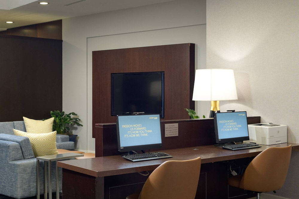 Business Center, Courtyard by Marriott Old Town