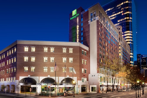 Great Place to stay Holiday Inn Charlotte Center City near Charlotte