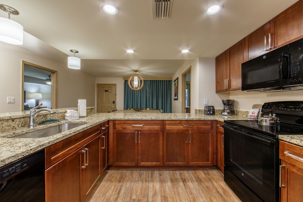Private Kitchen, Holiday Inn Club Vacations Scottsdale Resort