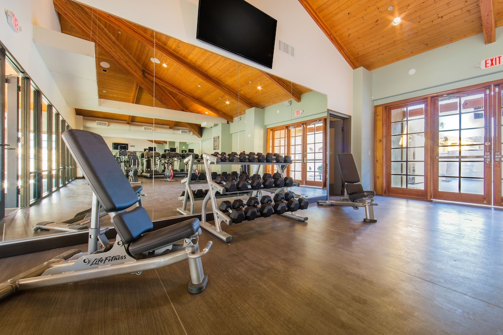 Fitness Facility, Holiday Inn Club Vacations Scottsdale Resort