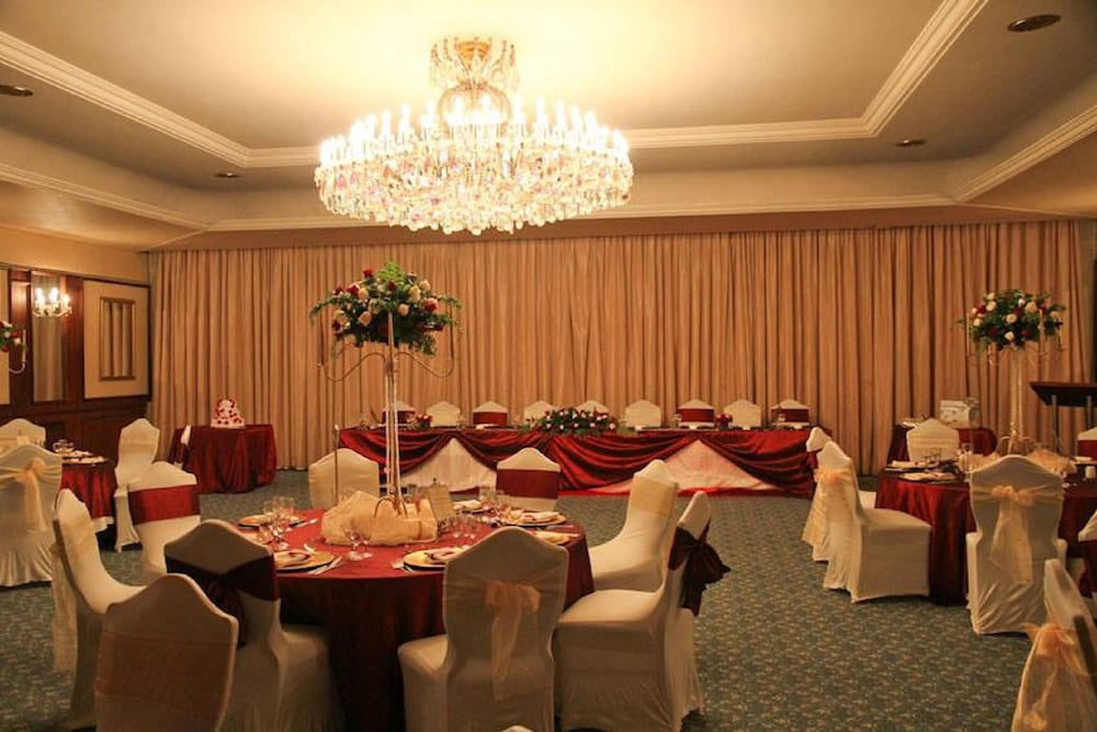 Banquet Hall, The Blue Waters Hotel