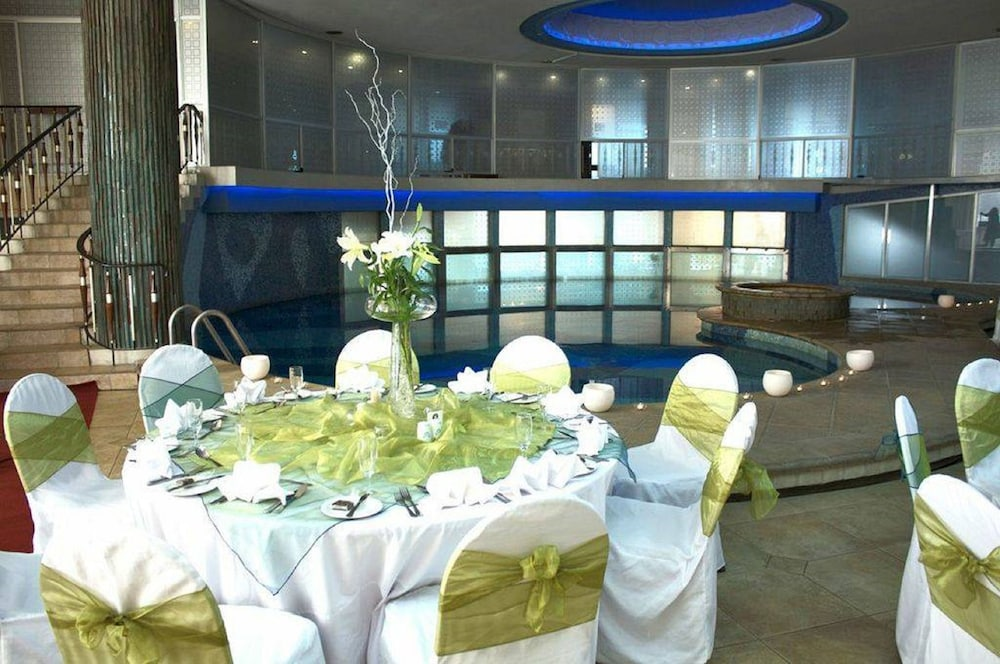Indoor Pool, The Blue Waters Hotel