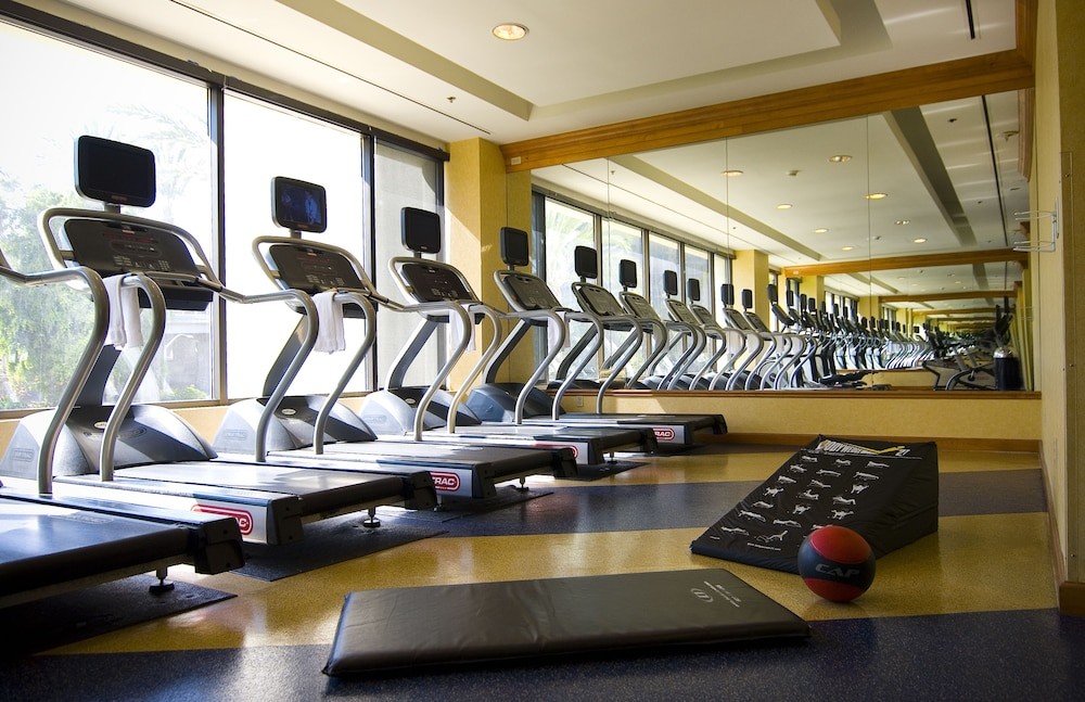 Fitness Facility, The L.A. Grand Hotel Downtown