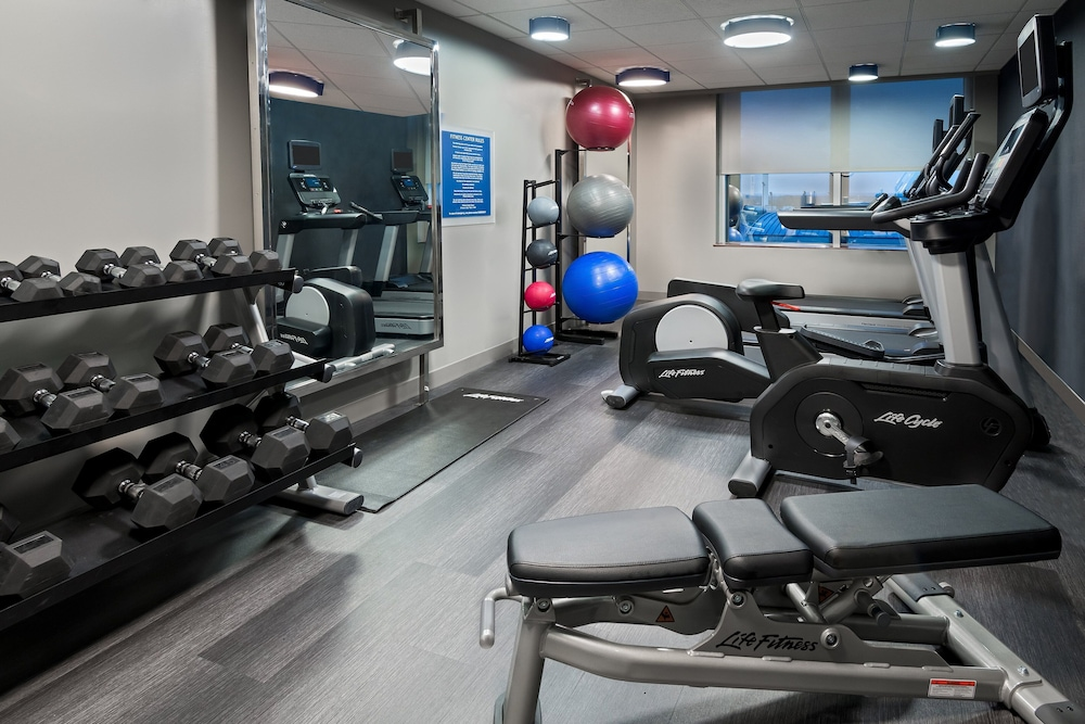 Fitness Facility, Four Points by Sheraton Huntsville Airport