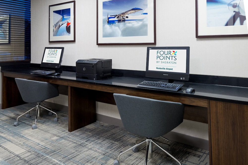 Business Center, Four Points by Sheraton Huntsville Airport