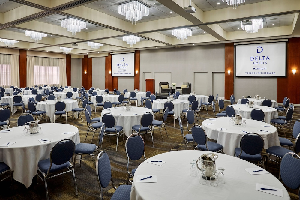Meeting Facility, Delta Hotels by Marriott Toronto Mississauga