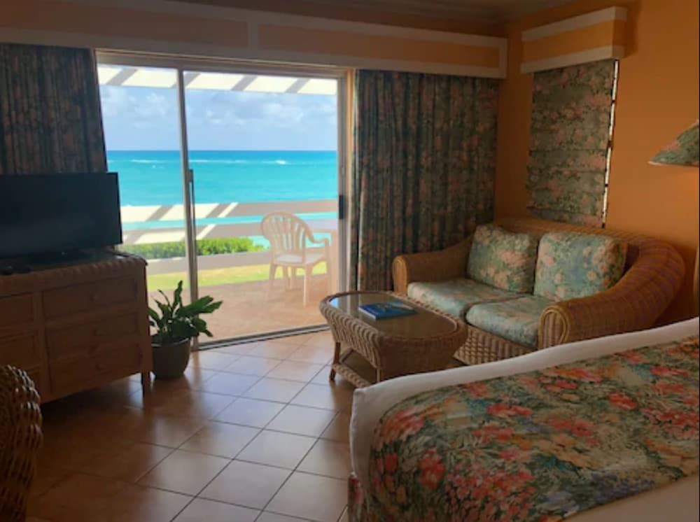 View from Room, Coco Reef Bermuda