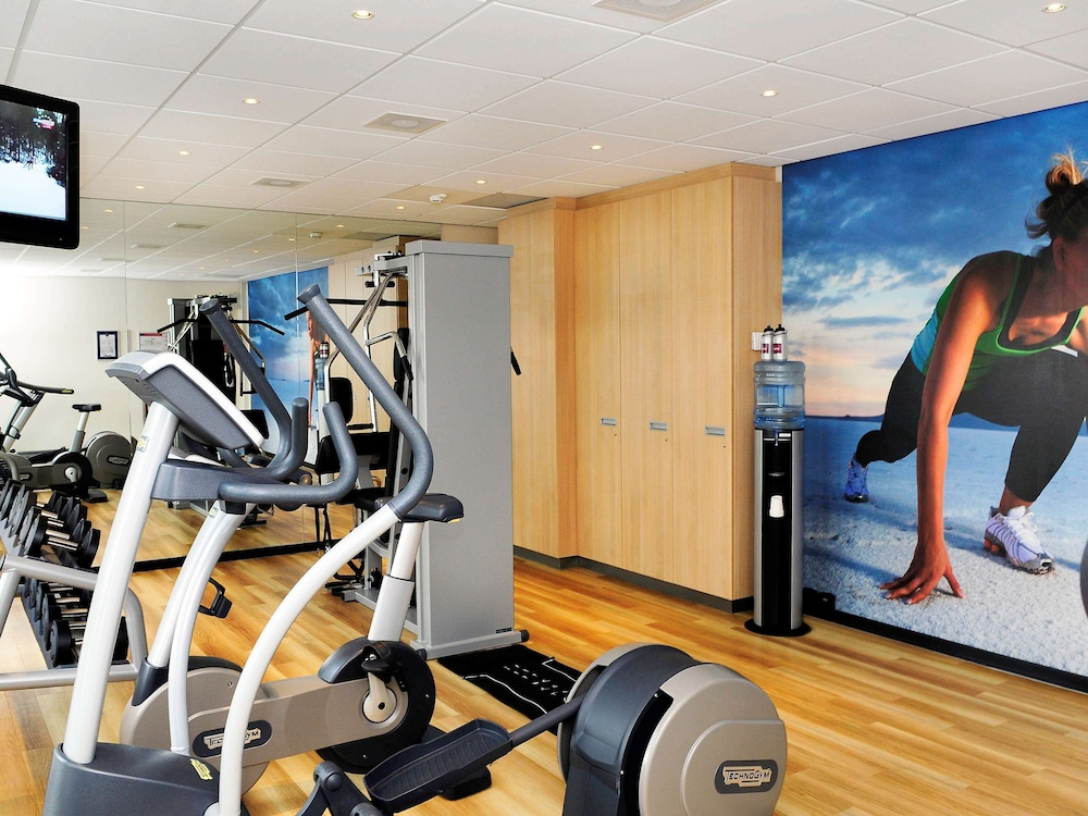 Sports Facility, Mercure Hotel Amsterdam West