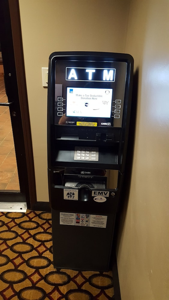ATM/Banking On site, Millennium Buffalo