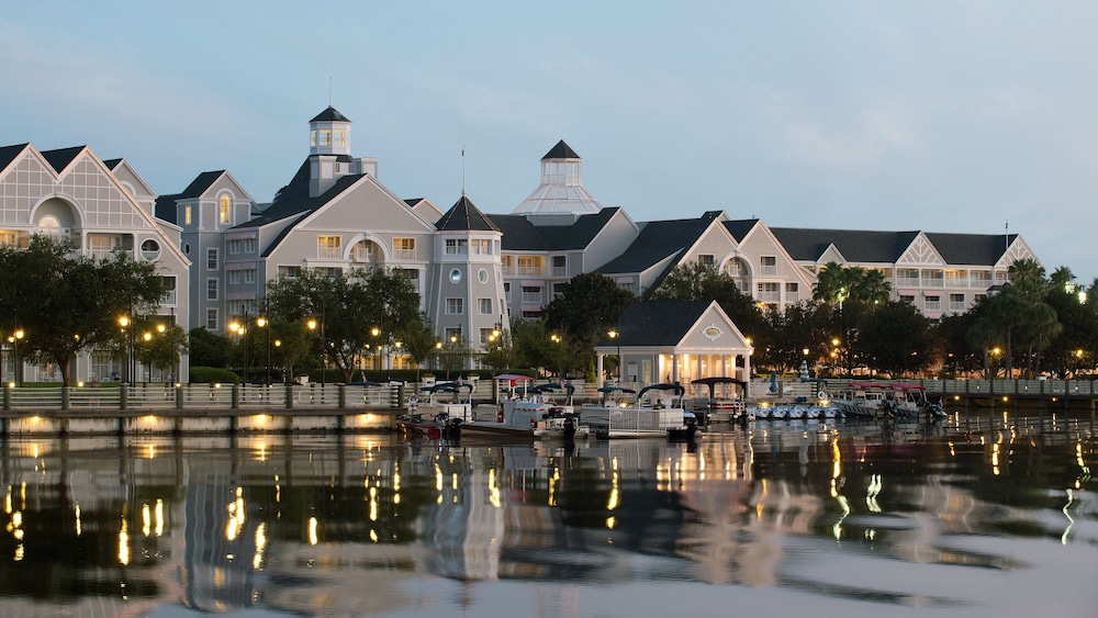 View from Property, Disney's Yacht Club Resort