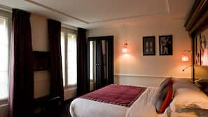 Premium bedding, minibar, in-room safe, individually decorated