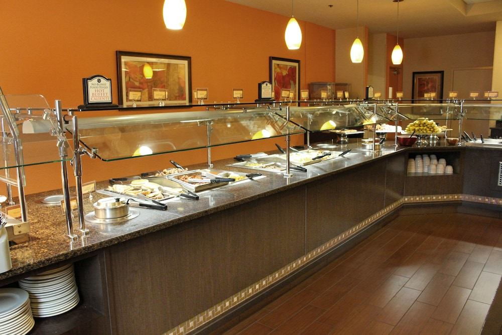 Buffet, Rosen Inn International