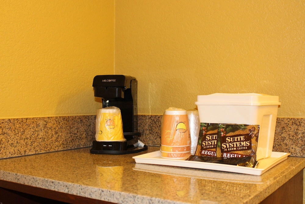 Coffee and/or Coffee Maker, Rosen Inn International