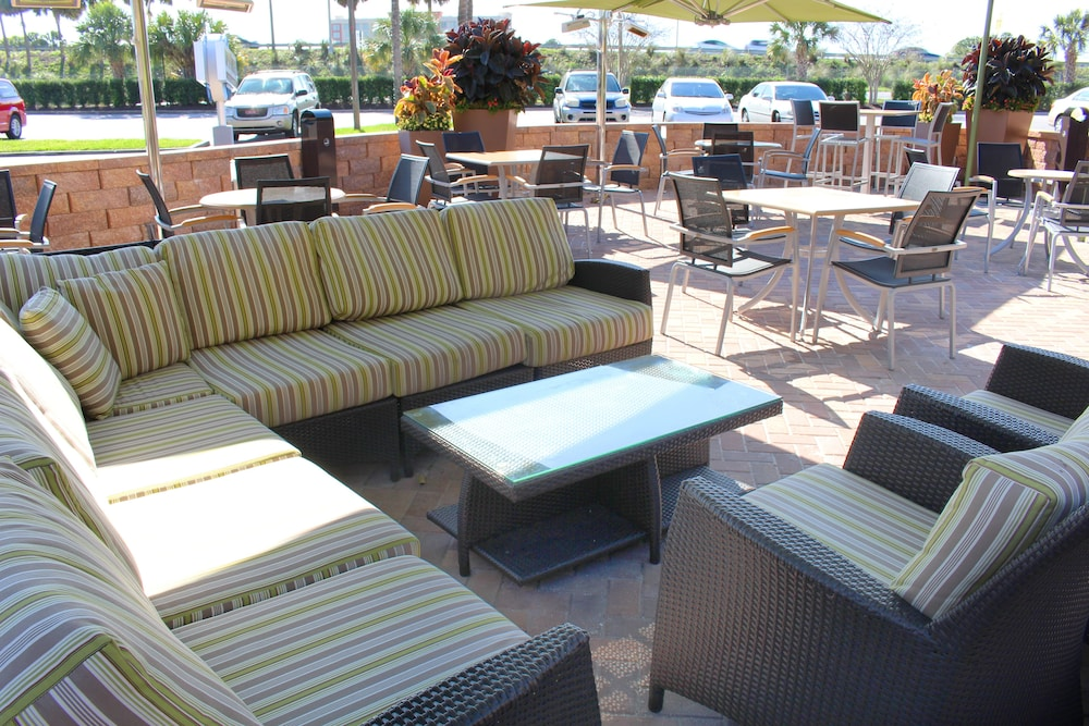 Terrace/Patio, Rosen Inn International