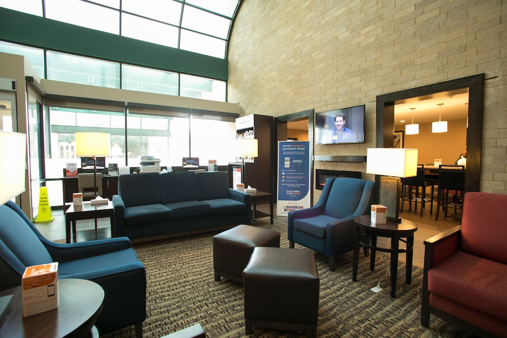 Interior, Comfort Suites Oakbrook Terrace near Oakbrook Center