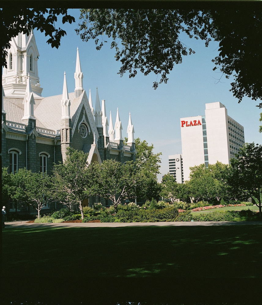 View from Property, Salt Lake Plaza Hotel at Temple Square