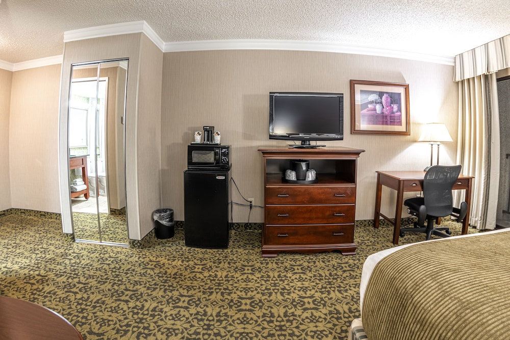 Room, Salt Lake Plaza Hotel at Temple Square