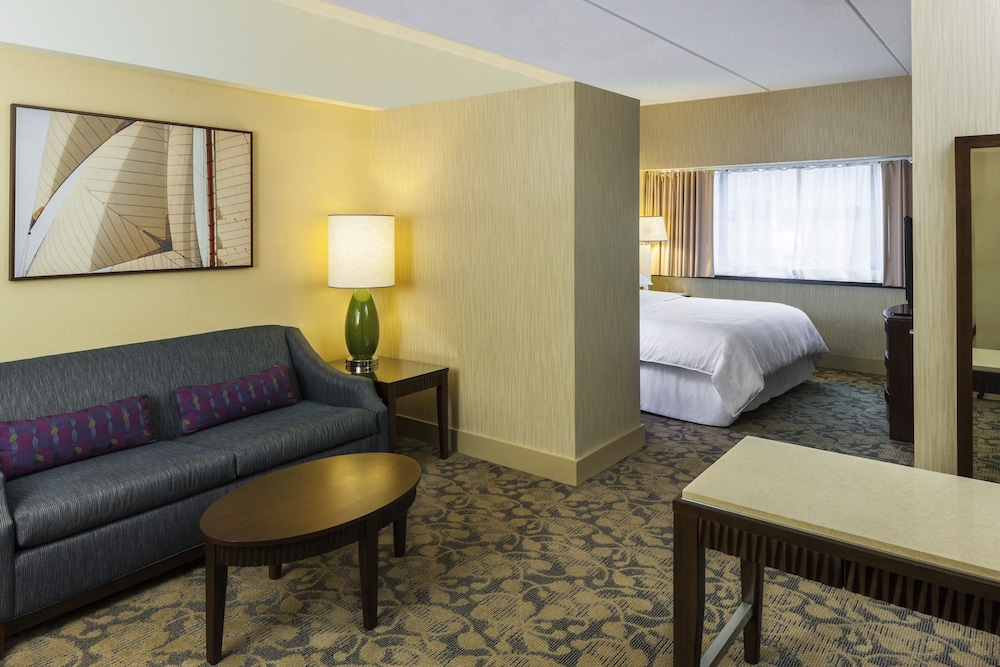 Sheraton Lincoln Harbor Hotel In Jersey City Hotel Rates