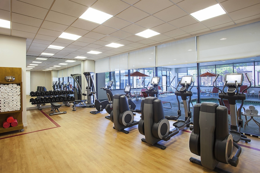 Fitness Facility, Sheraton Lincoln Harbor Hotel