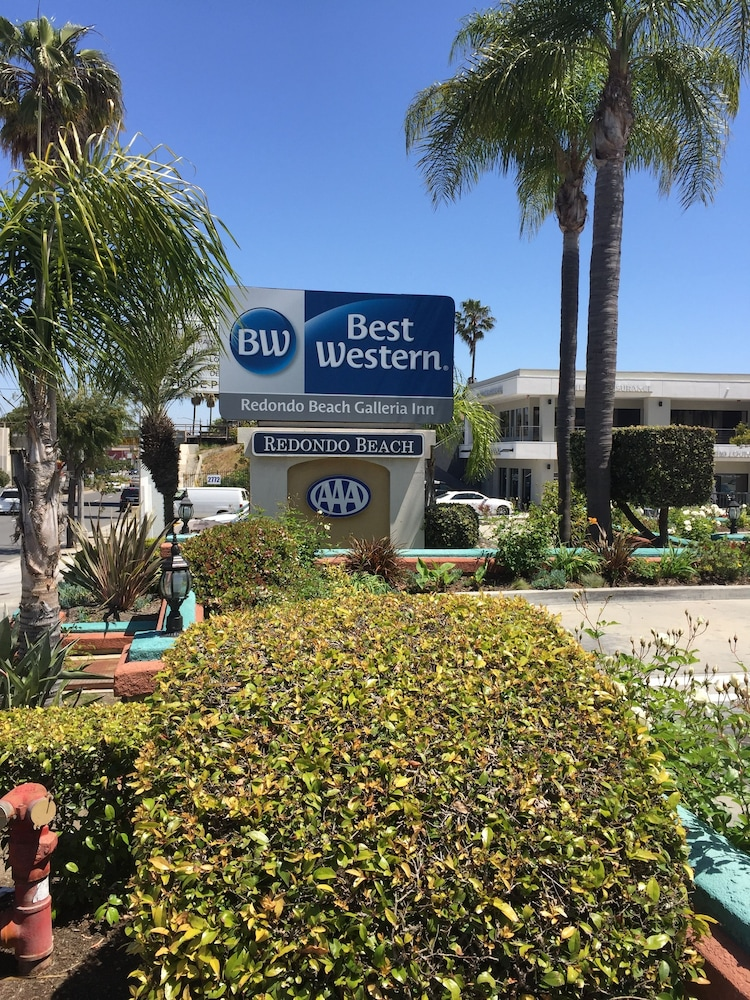 Best Western Hotel Redondo Beach Galleria Inn