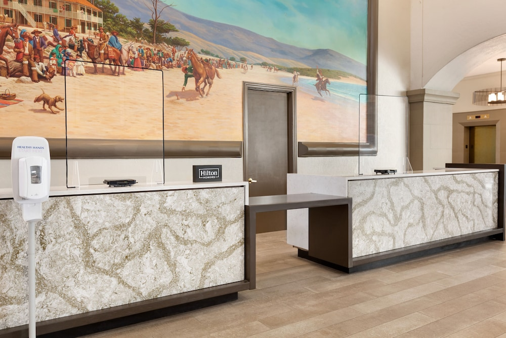 Check-in/Check-out Kiosk, Embassy Suites Hotel Milpitas-Silicon Valley