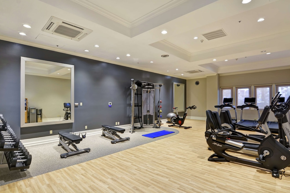 Fitness Facility, Embassy Suites Hotel Milpitas-Silicon Valley