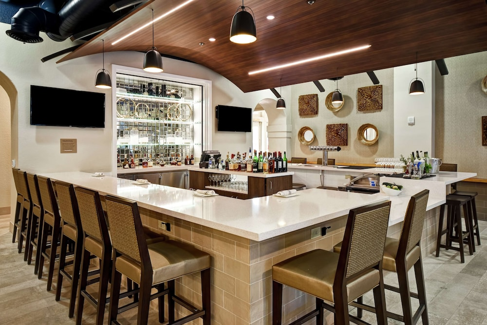 Bar, Embassy Suites Hotel Milpitas-Silicon Valley