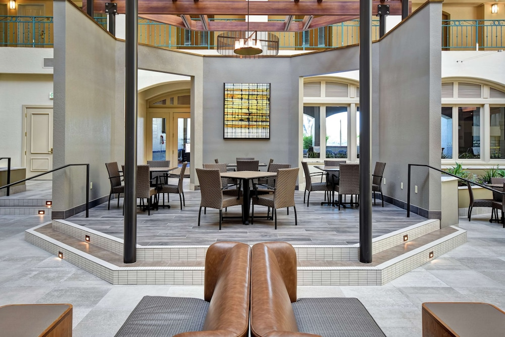 Lobby, Embassy Suites Hotel Milpitas-Silicon Valley