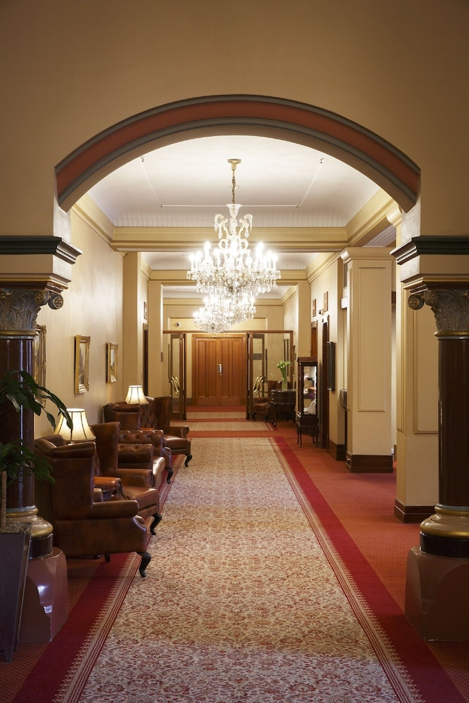 Lobby, The Hotel Windsor