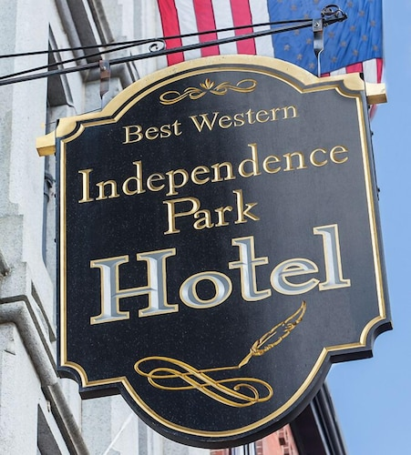Exterior detail, Best Western Plus Independence Park Hotel