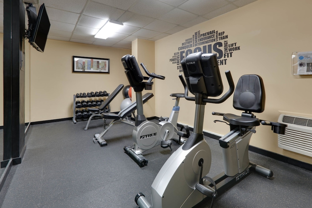 Fitness Facility, Wyndham Riverfront Little Rock