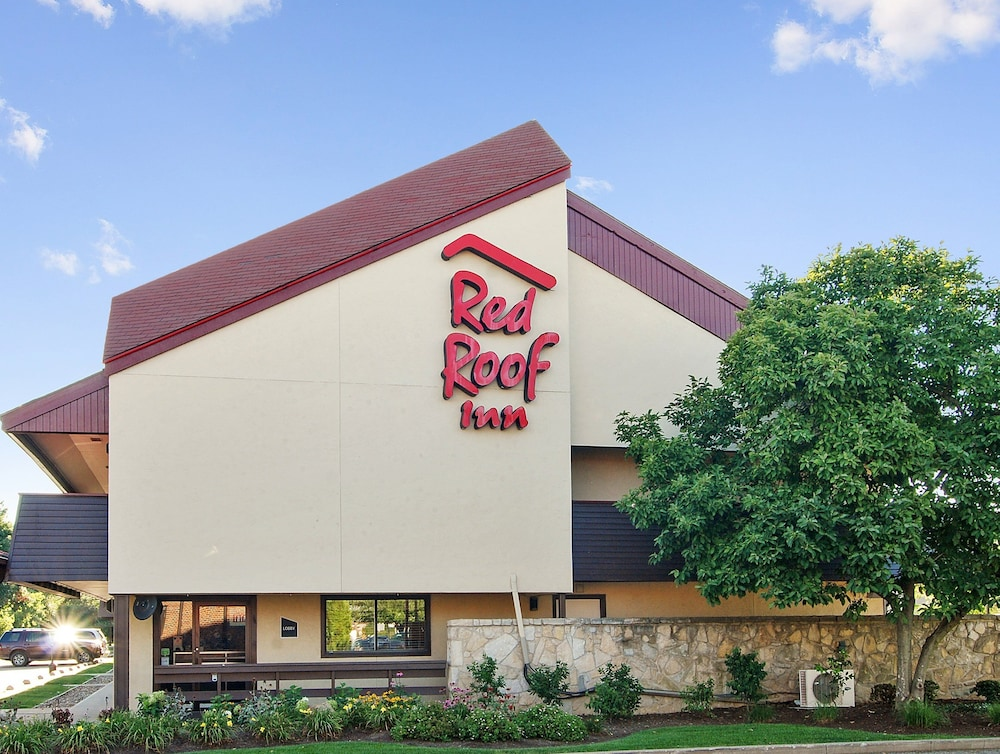 Exterior, Red Roof Inn Canton