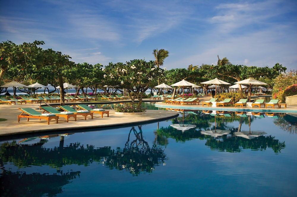 Outdoor Pool, Grand Hyatt Bali