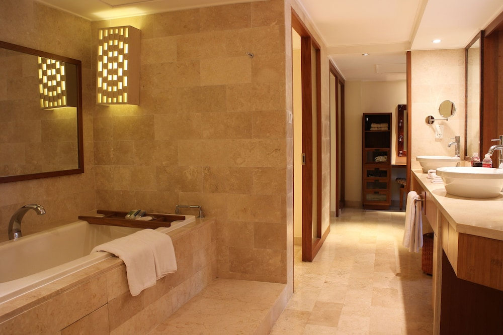 Bathroom, Grand Hyatt Bali