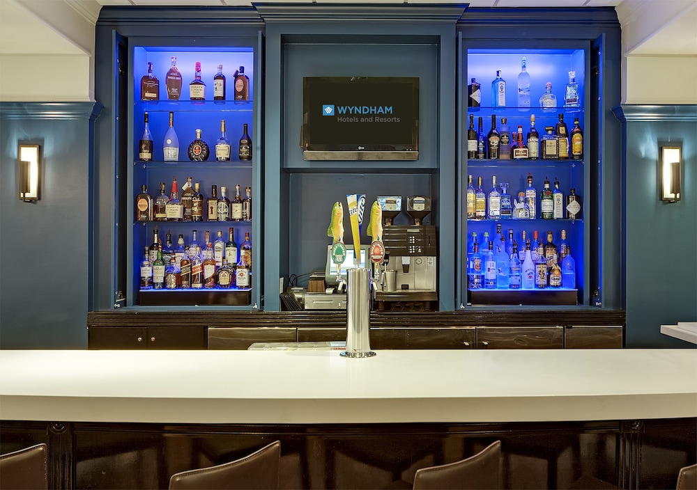 Bar, Wyndham Atlanta Galleria