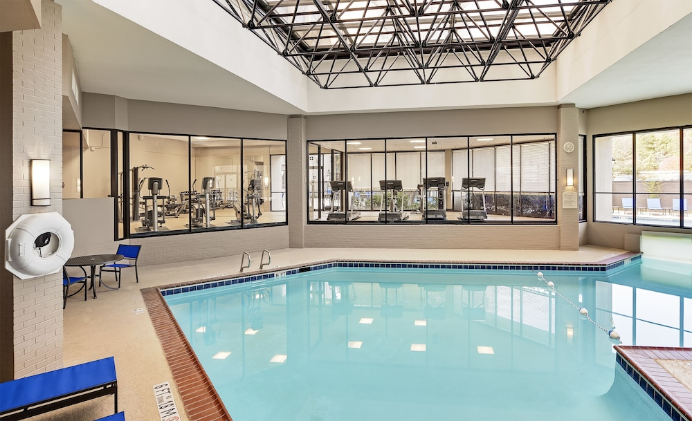Indoor Pool, Wyndham Atlanta Galleria