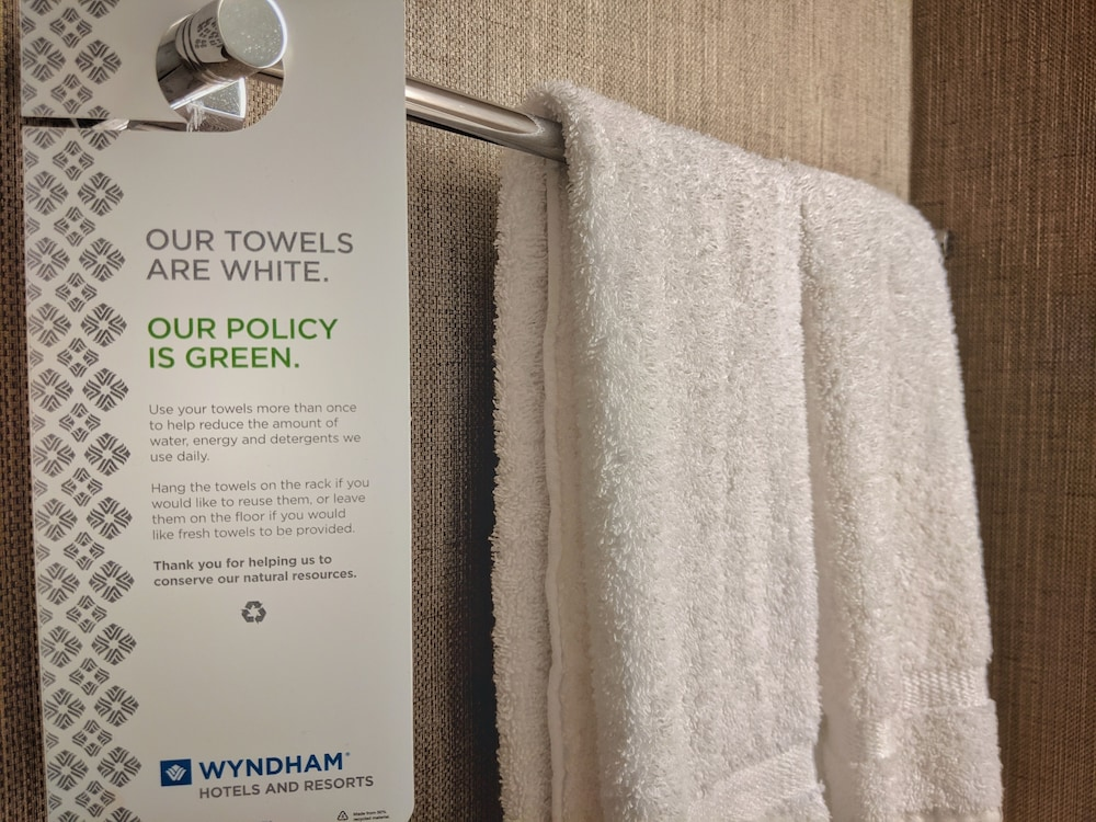 Bathroom Amenities, Wyndham Atlanta Galleria