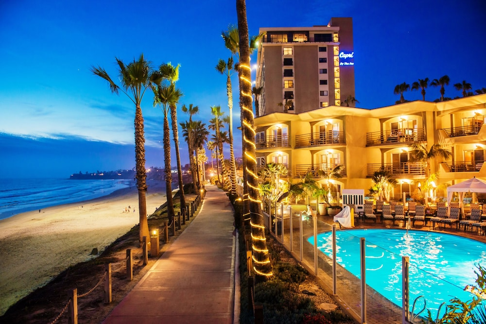 Hotels In San Diego >> Pacific Terrace Hotel In San Diego Hotel Rates Reviews