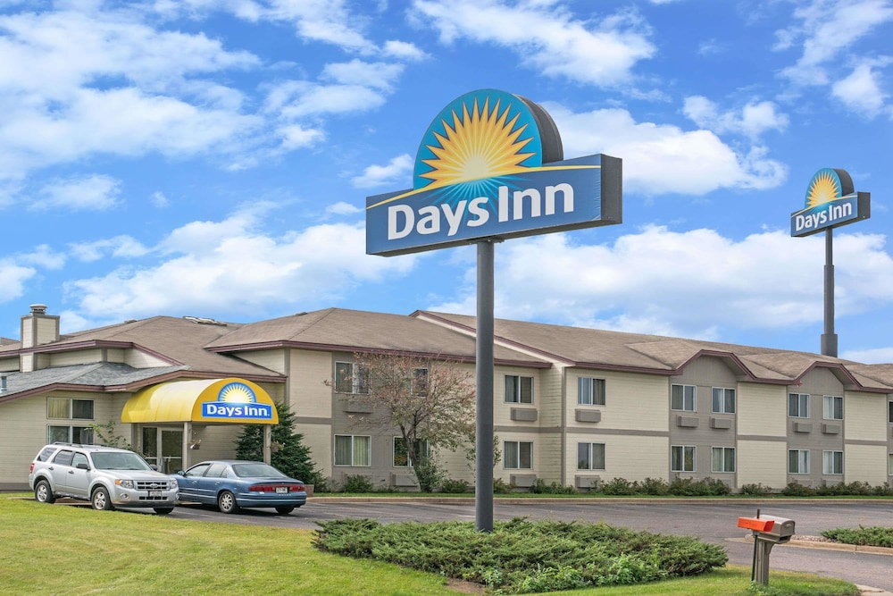 Exterior, Days Inn by Wyndham West-Eau Claire