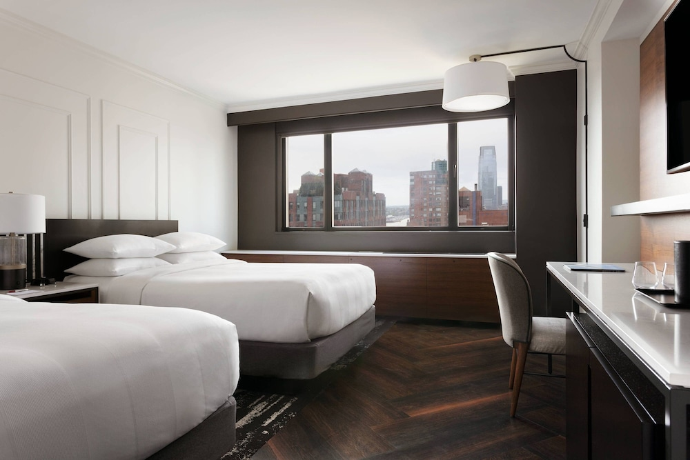Room, New York Marriott Downtown