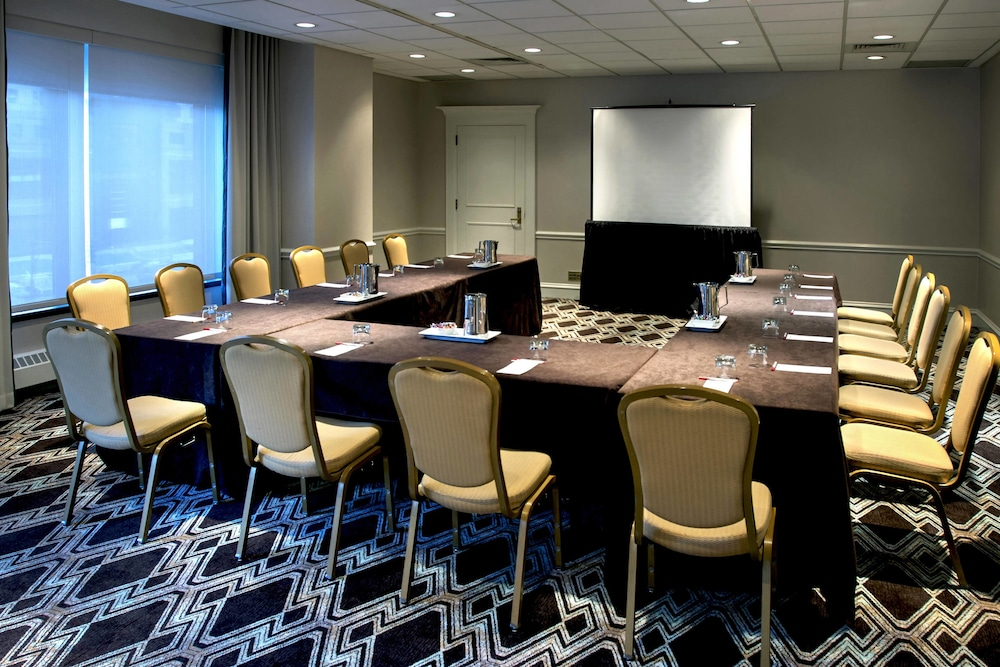 Meeting Facility, New York Marriott Downtown