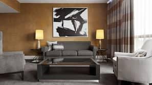 1 bedroom, in-room safe, desk, blackout drapes