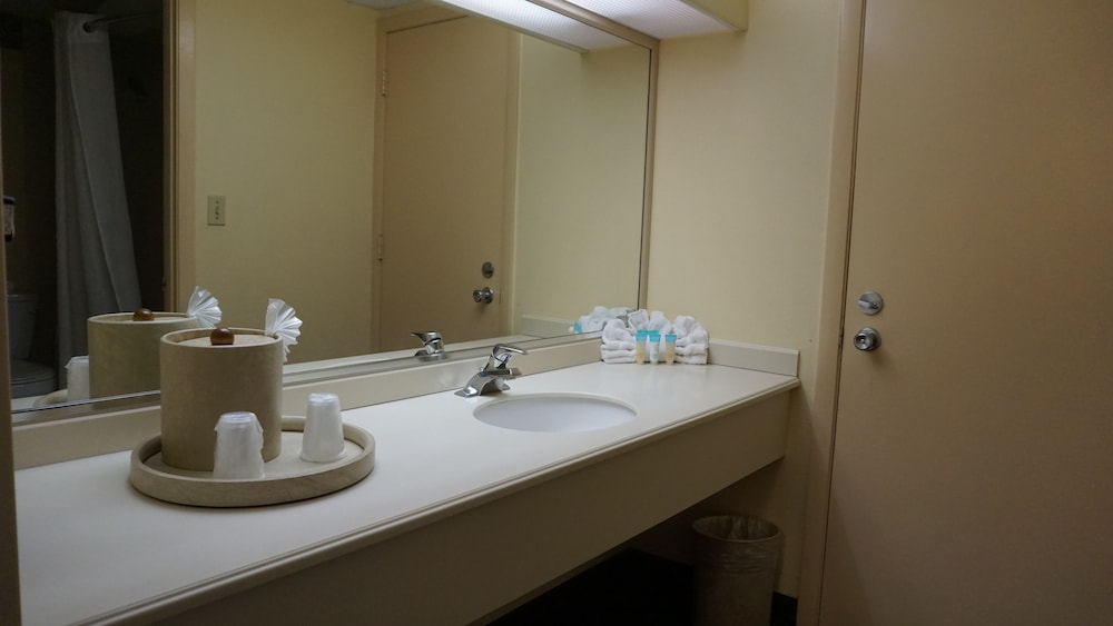 Bathroom Sink, Ocean Breeze Club Hotel